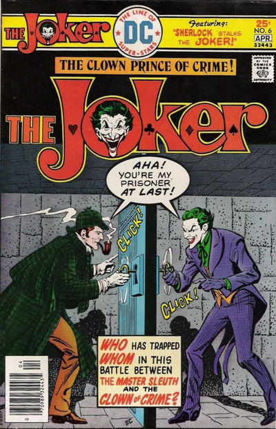 Cover for The Joker (DC, 1975 series) #6