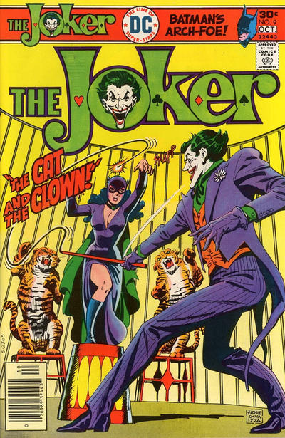 Cover for The Joker (DC, 1975 series) #9