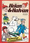 Cover for Helan och Halvan presentalbum (Atlantic Förlags AB, 1979 series) #1985