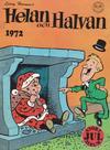 Cover for Helan och Halvan [julalbum] (Williams Förlags AB, 1968 series) #1972