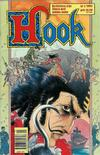 Cover for Hook (Atlantic Förlags AB; Pandora Press, 1992 series) #1/1992