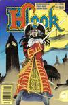 Cover for Hook (Atlantic Förlags AB; Pandora Press, 1992 series) #2/1992