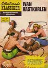 Cover for Illustrerade klassiker (Williams Förlags AB, 1965 series) #181 - Ivan Hästkarlen
