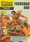 Cover for Illustrerade klassiker (Williams Förlags AB, 1965 series) #182 - Fasornas hav