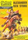 Cover for Illustrerade klassiker (Williams Förlags AB, 1965 series) #190 - Alexander den store