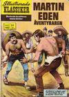 Cover for Illustrerade klassiker (Williams Förlags AB, 1965 series) #192 - Martin Eden äventyraren