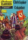 Cover for Illustrerade klassiker (Williams Förlags AB, 1965 series) #196 - Christopher Columbus