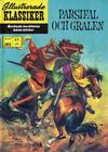 Cover for Illustrerade klassiker (Williams Förlags AB, 1965 series) #203 - Parsifal och gralen