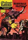 Cover for Illustrerade klassiker (Williams Förlags AB, 1965 series) #204 - Hannibals fälttåg