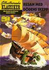 Cover for Illustrerade klassiker (Williams Förlags AB, 1965 series) #206 - Resan med dödens skepp