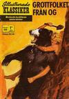 Cover for Illustrerade klassiker (Williams Förlags AB, 1965 series) #208 - Grottfolket från Og