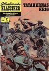Cover for Illustrerade klassiker (Williams Förlags AB, 1965 series) #209 - Tatarernas krig