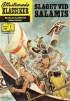 Cover for Illustrerade klassiker (Williams Förlags AB, 1965 series) #210 - Slaget vid Salamis
