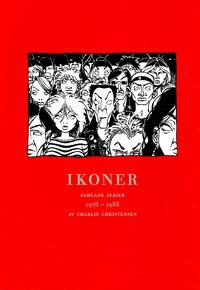Cover Thumbnail for Ikoner - Samlade serier 1978-88 (Tago, 1995 series)