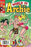Cover for World of Archie (Archie, 1992 series) #11