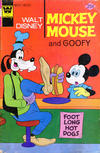 Cover Thumbnail for Mickey Mouse (1962 series) #160 [Whitman]