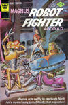 Cover for Magnus, Robot Fighter (Western, 1963 series) #44 [Whitman Variant]