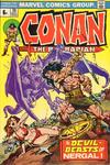Cover Thumbnail for Conan the Barbarian (1970 series) #30 [British]