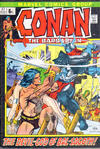 Cover for Conan the Barbarian (Marvel, 1970 series) #17 [British]