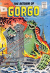 Cover for Gorgo (Charlton, 1961 series) #2 [British price variant]