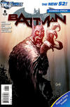 Cover for Batman (DC, 2011 series) #6 [Combo Pack]