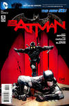 Cover for Batman (DC, 2011 series) #5 [Second Printing]