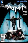 Cover for Batman (DC, 2011 series) #5 [Third Printing]