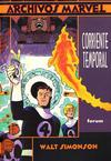 Cover for Archivos Marvel (Planeta DeAgostini, 1997 series) #1 - Los 4 Fantásticos: Corriente Temporal