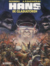 Cover for Hans (Le Lombard, 1983 series) #4 - De gladiatoren