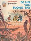 Cover for Bernard Prince (Le Lombard, 1969 series) #[3] - De hel van Suong-Bay