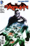 Cover for Batman (DC, 2011 series) #10 [Rafael Albuquerque Variant Cover]