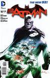Cover for Batman (DC, 2011 series) #10 [Rafael Albuquerque Cover]