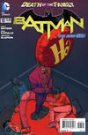 Cover Thumbnail for Batman (2011 series) #13 [2nd Printing]