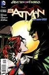 Cover for Batman (DC, 2011 series) #14 [Trevor McCarthy Variant Cover]