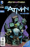 Cover for Batman (DC, 2011 series) #14 [Combo Pack]