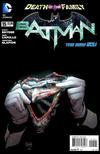 """Cover Thumbnail for Batman (2011 series) #15 [Greg Capullo """"Joker Face"""" Cover]"""