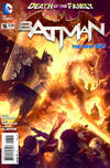 Cover Thumbnail for Batman (2011 series) #16 [Alex Garner Variant Cover]