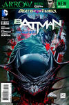 Cover for Batman (DC, 2011 series) #17 [Tony S. Daniel / Matt Banning Cover]