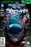 Cover Thumbnail for Batman (2011 series) #17 [Tony S. Daniel / Matt Banning Cover]