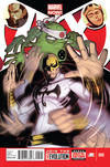 Cover for A+X (Marvel, 2012 series) #5