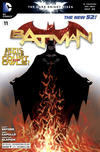 Cover for Batman (DC, 2011 series) #11 [2012 SDCC Edition]