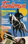 Cover for Fantomen (Semic, 1963 series) #9/1974