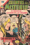 Cover for Cuentos de Misterio (Editorial Novaro, 1960 series) #236