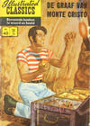 Cover for Illustrated Classics (Classics/Williams, 1956 series) #40 - De graaf van Monte Cristo [HRN 163]