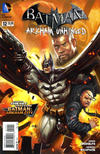 Cover for Batman: Arkham Unhinged (DC, 2012 series) #12