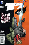 Cover for Team 7 (DC, 2012 series) #6