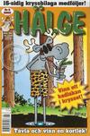 Cover for Hälge (Egmont, 2000 series) #6/2009