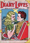 Cover for Diary Loves (Bell Features, 1950 series) #2