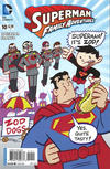 Cover for Superman Family Adventures (DC, 2012 series) #10 [Direct Sales]