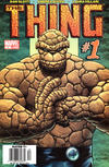 Cover Thumbnail for The Thing (2006 series) #1 [Newsstand]